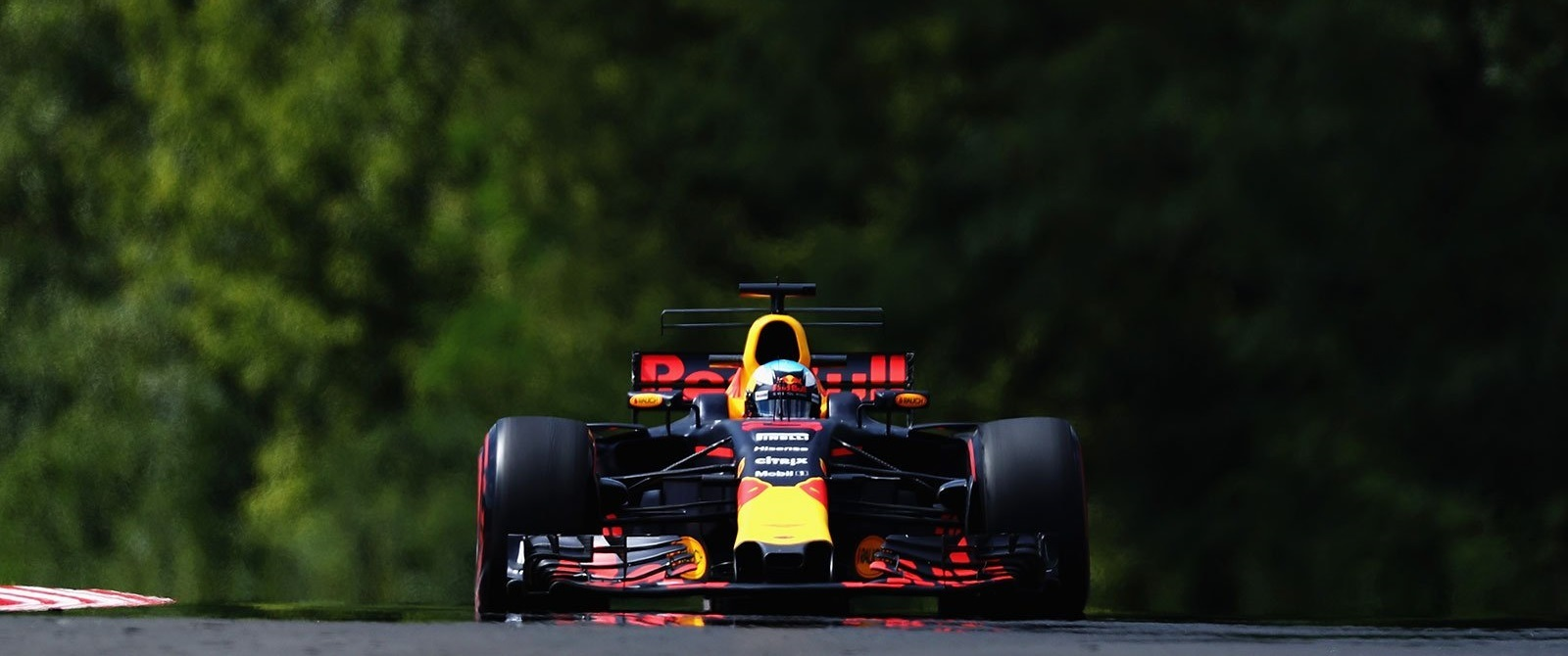 Daniel Ricciardo GP Hungría 2017 Libres