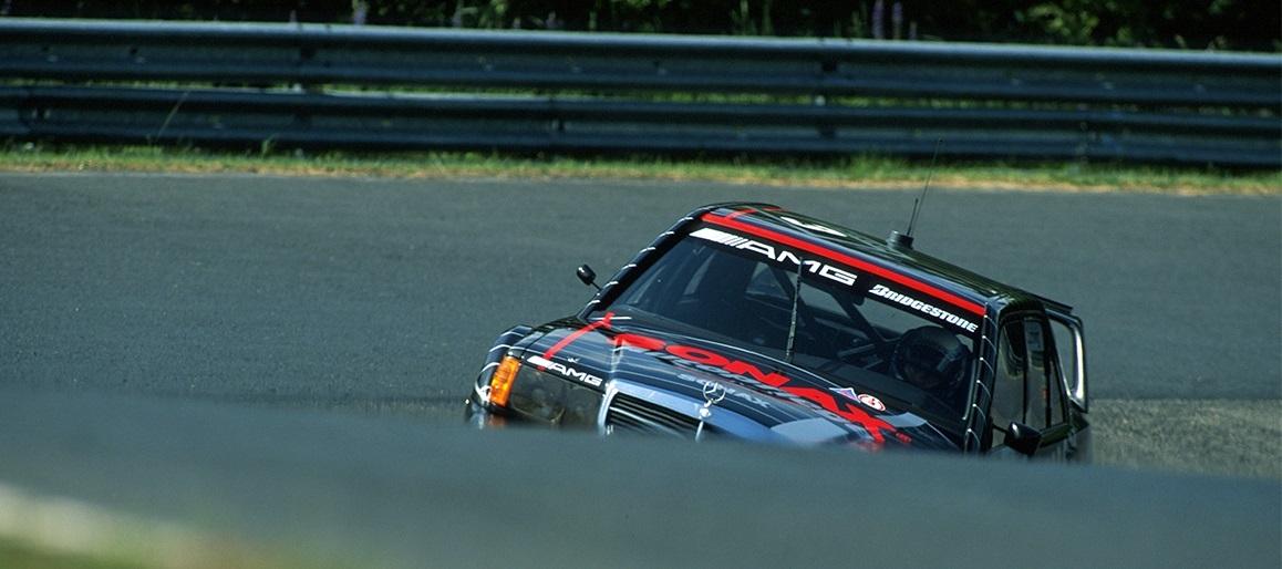 Mercedes-AMG-DTM-Historia