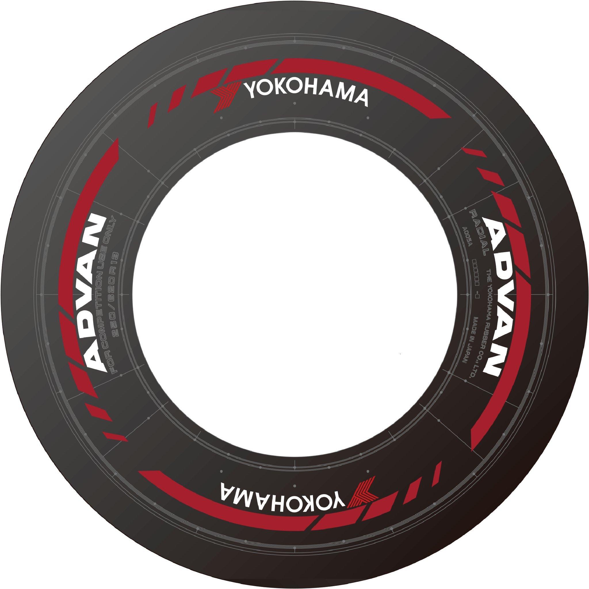 Neumático Yokohama Blando Super Fórmula 2017