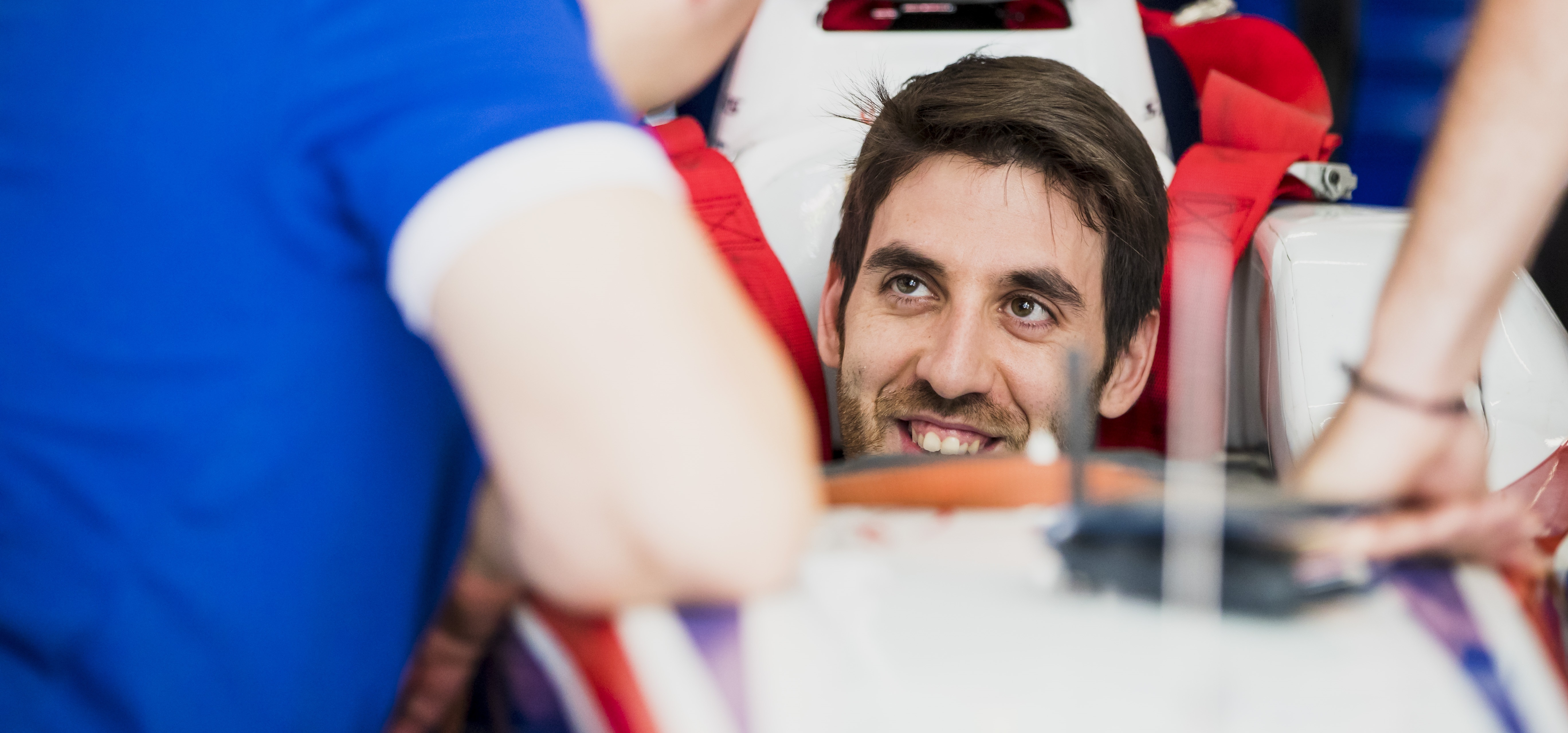 Sergio Canamasas Bakú 2017 F2