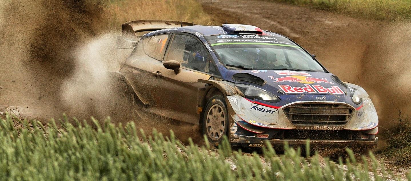 AUTOMOBILE: WRC Poland - WRC -29/06/2017