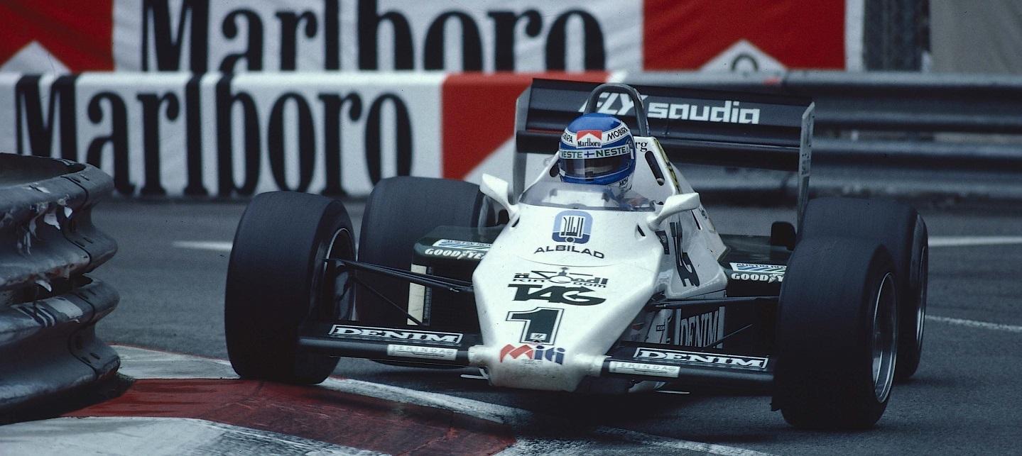 Williams-Cosworth-FW08C