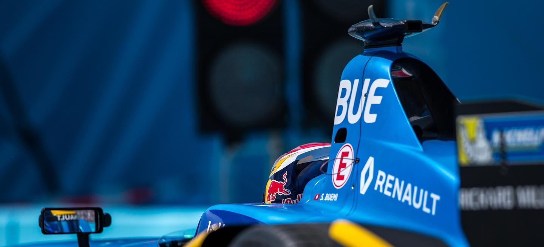 Buemi Berlín ePrix 2017