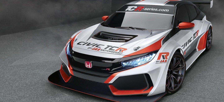 Honda Civic TCR 2018