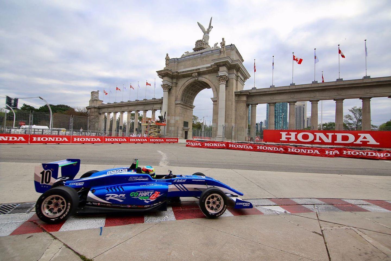 El Road To Indy Ha Empezado A Decidirse En Toronto