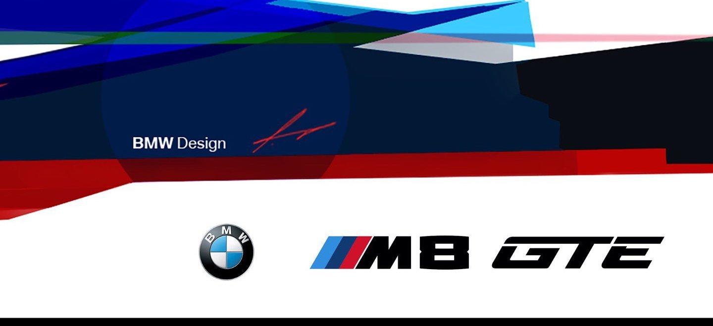 Logo BMW M8 2017