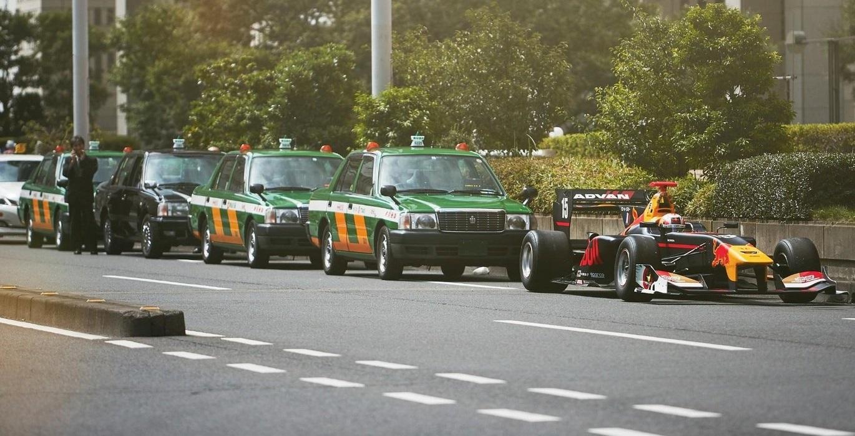 Dallara SF14 Team Mugen Shinjuku 2017 Portada