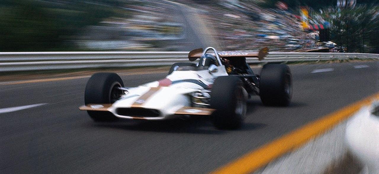 Pedro Rodríguez GP Bélgica 1970