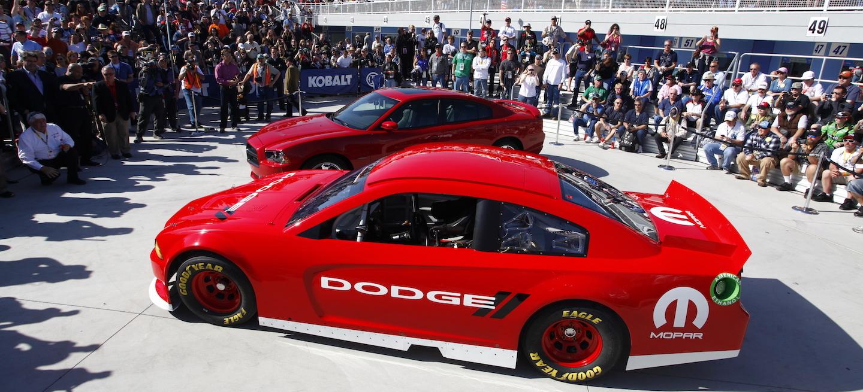 Dodge Charger NASCAR 2013