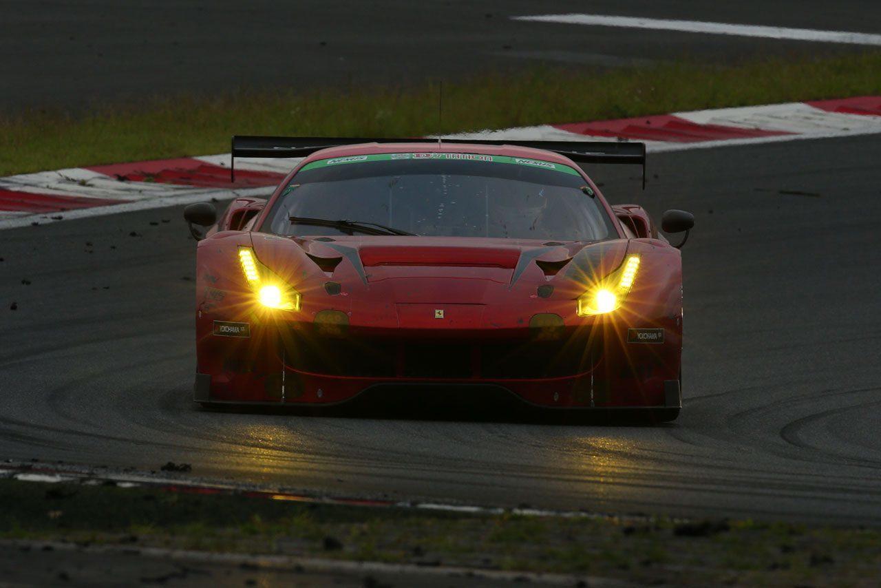 Ferrari ARN Racing 2017 Fuji 10h