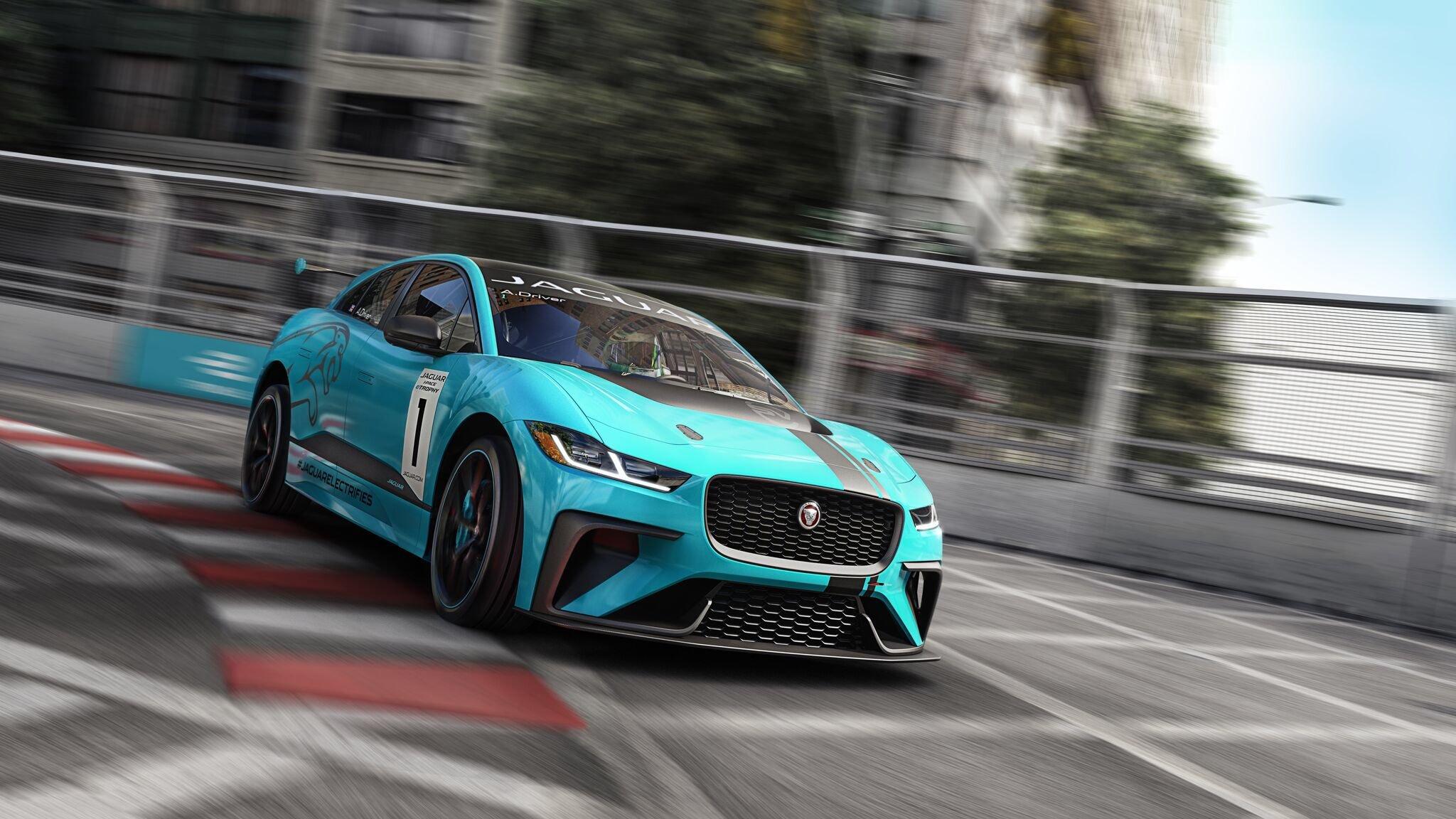 Jaguar Racing I-PACE eTROPHY (2)