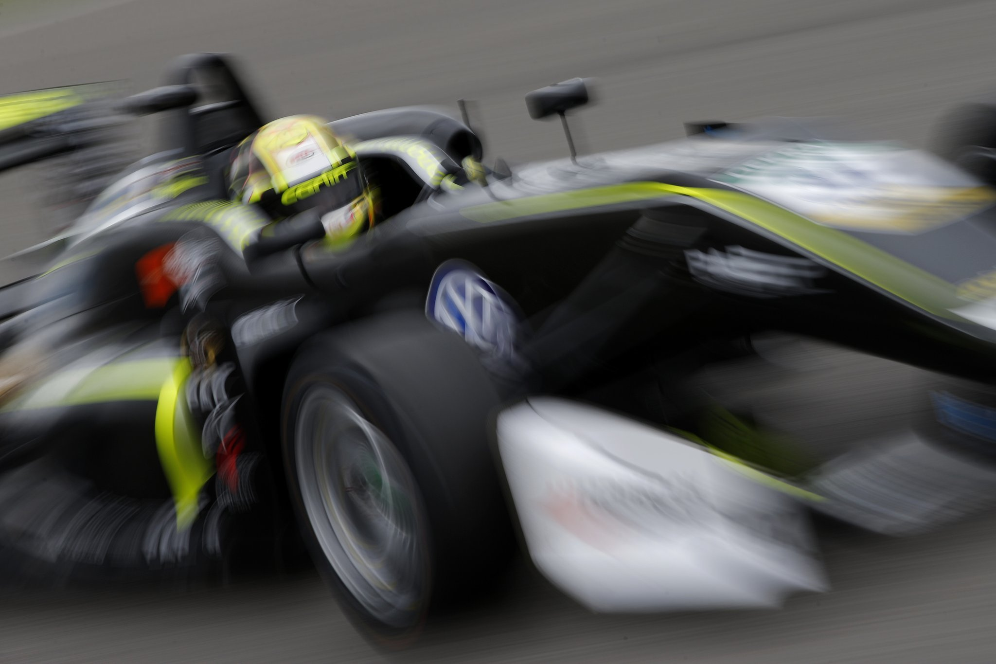 Lando Norris F3 Nürburgring 2017