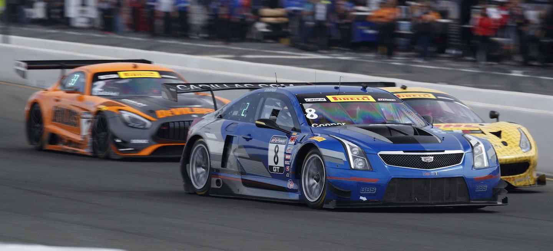Cadillac Racing GT3 VIR 2017