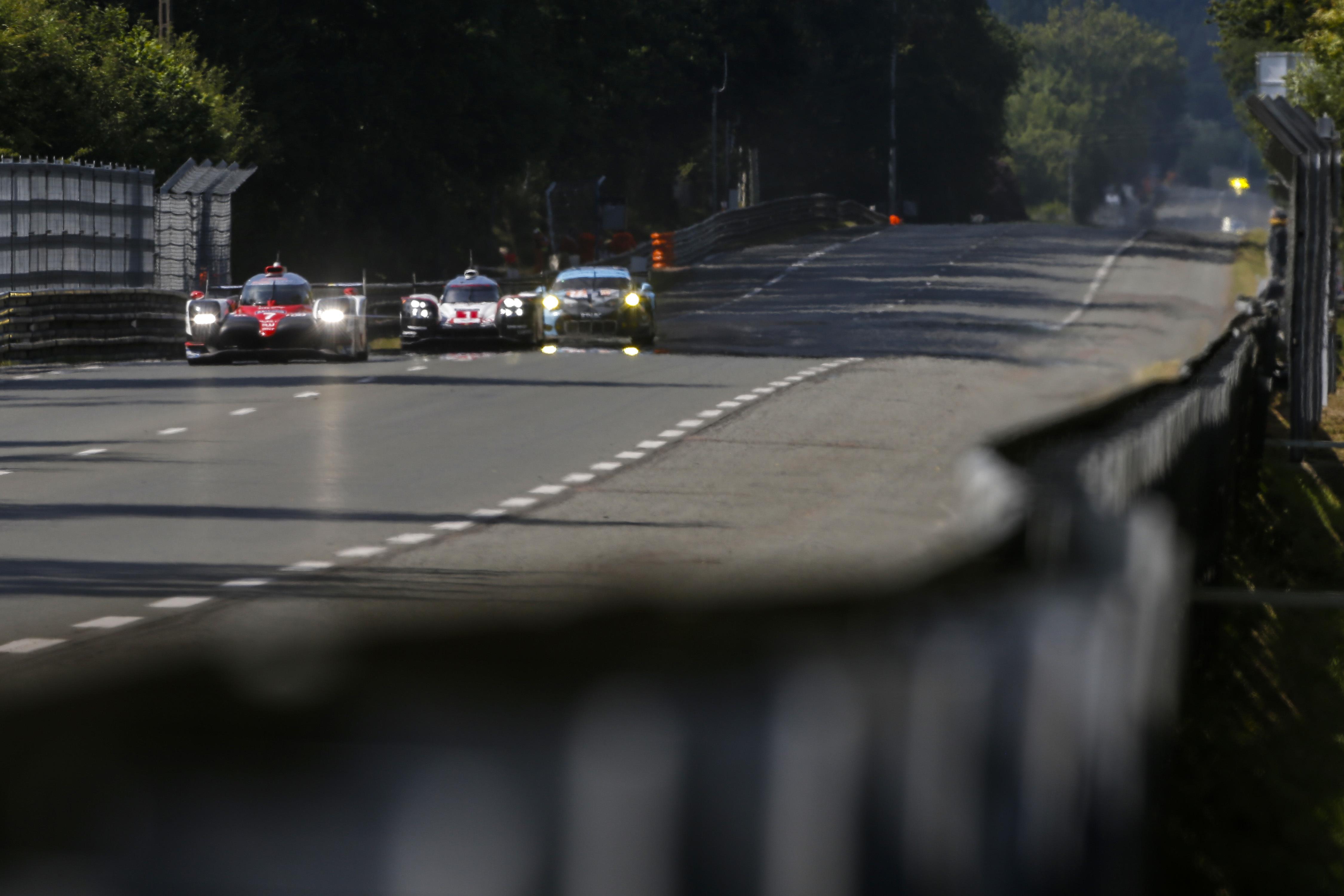 Le Mans 2017 calendario WEC