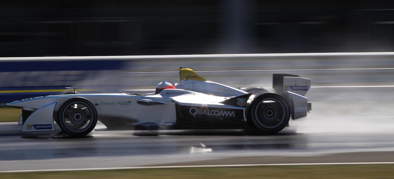 Test Fórmula E genérico 2014