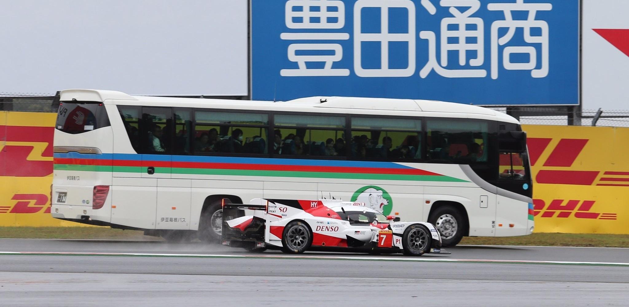 Circuit Safari WEC Toyota #7 Fuji 2017