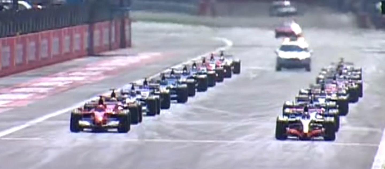 Las treinta mejores salidas de la historia de la Fórmula 1 [Vídeo ...