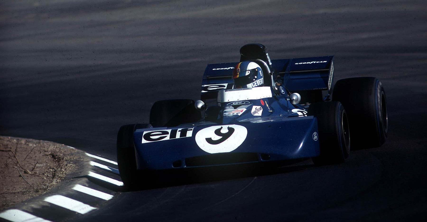 François Cevert GP EE.UU 1971