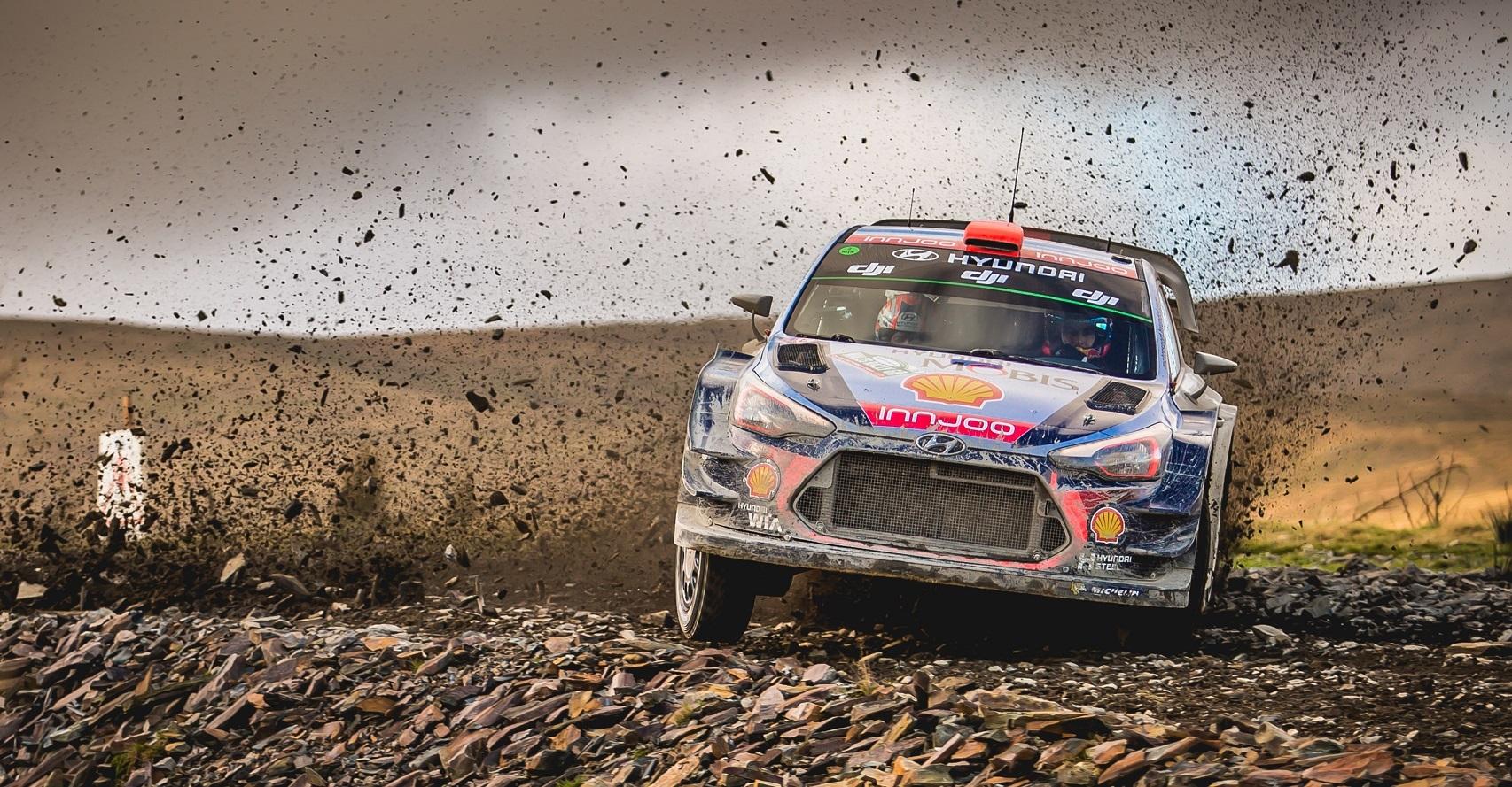 AUTOMOBILE: WRC Wales Rally GB - WRC -26/10/2017