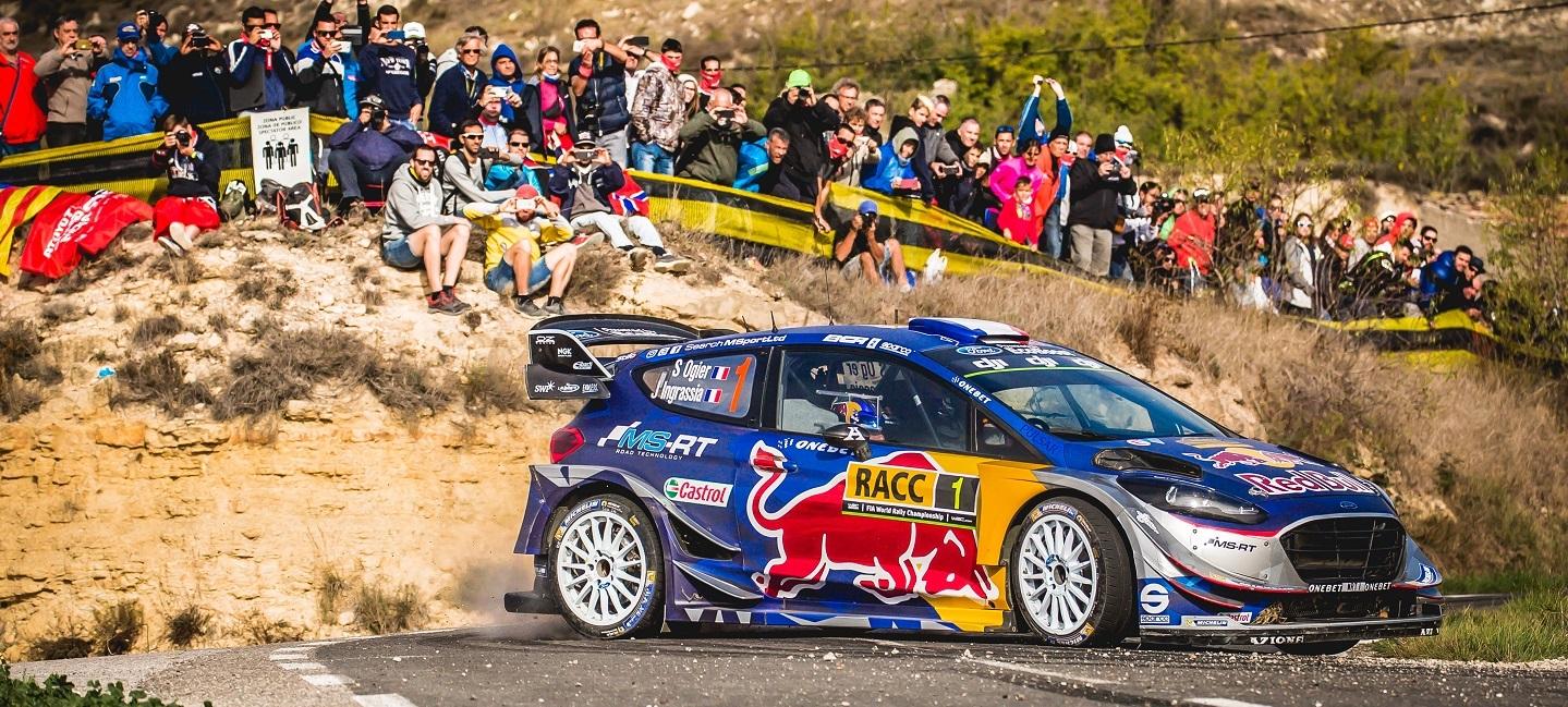 AUTOMOBILE: WRC Catalunya - WRC -02/10/2017