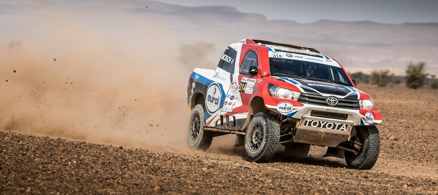 dakar 2018 bernhard ten brinke ser el sustituto de leeroy poulter en toyota competici n. Black Bedroom Furniture Sets. Home Design Ideas