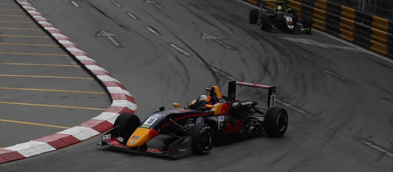 Dan Ticktum F3 Macao 2017 GP