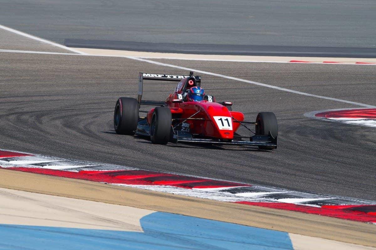 Felipe Drugovich 2017 MRF Ronda 1
