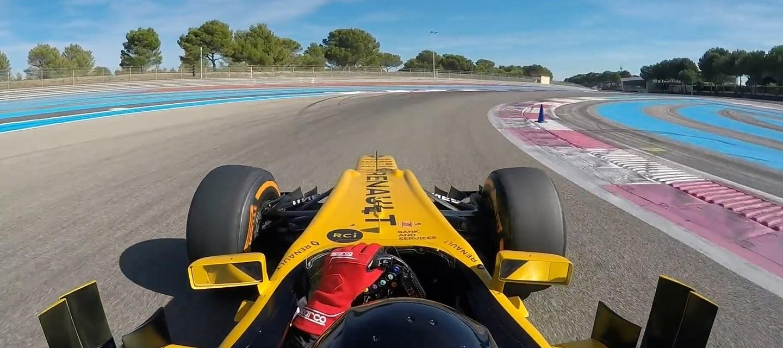 Formula 1 Car The Most Emotional Drive