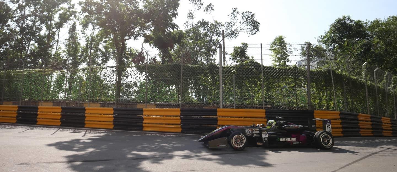 Joel Eriksson GP Macao 2017 F3 Q2