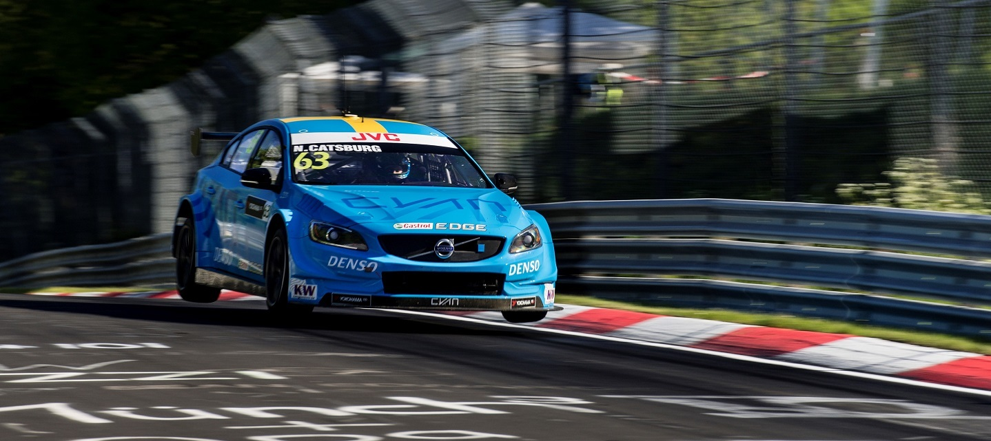 Historic double victory and World Championship lead at the Nürburgring