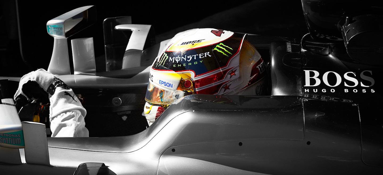 Boss marcha F1 Mercedes