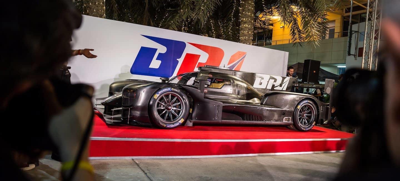 BR1 LMP1 presentación Bahréin 2017
