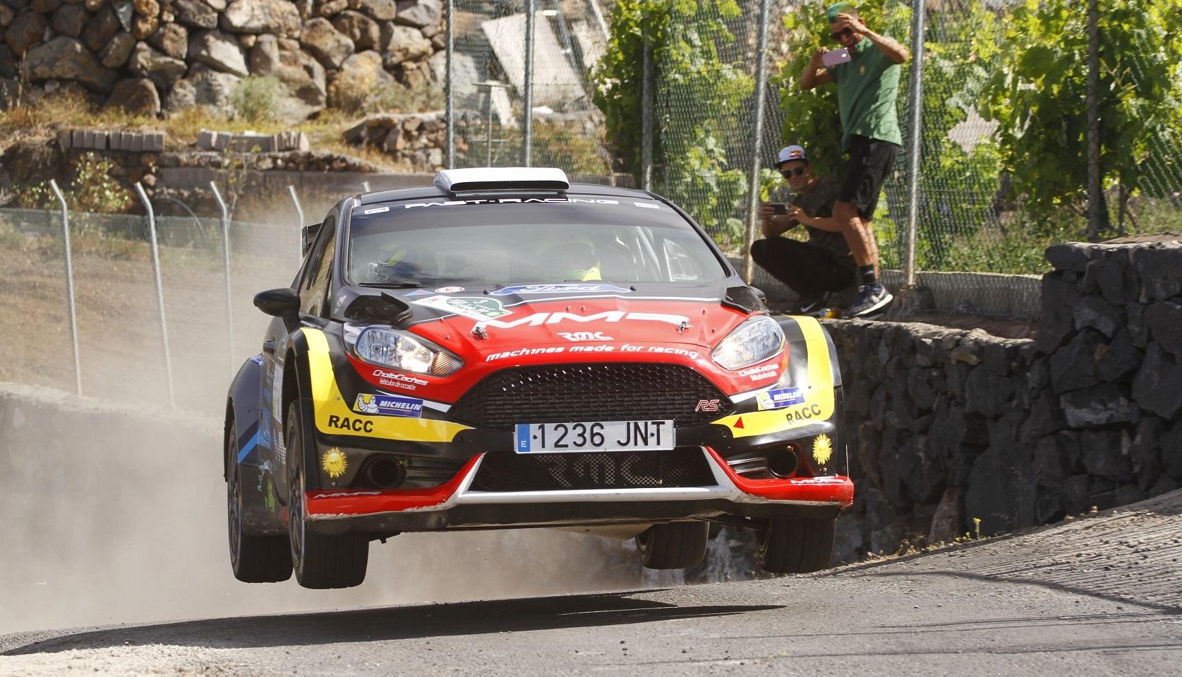 'Feria del Vehículo de Competición de Ocasión' en los Campeonatos de España de Rallyes