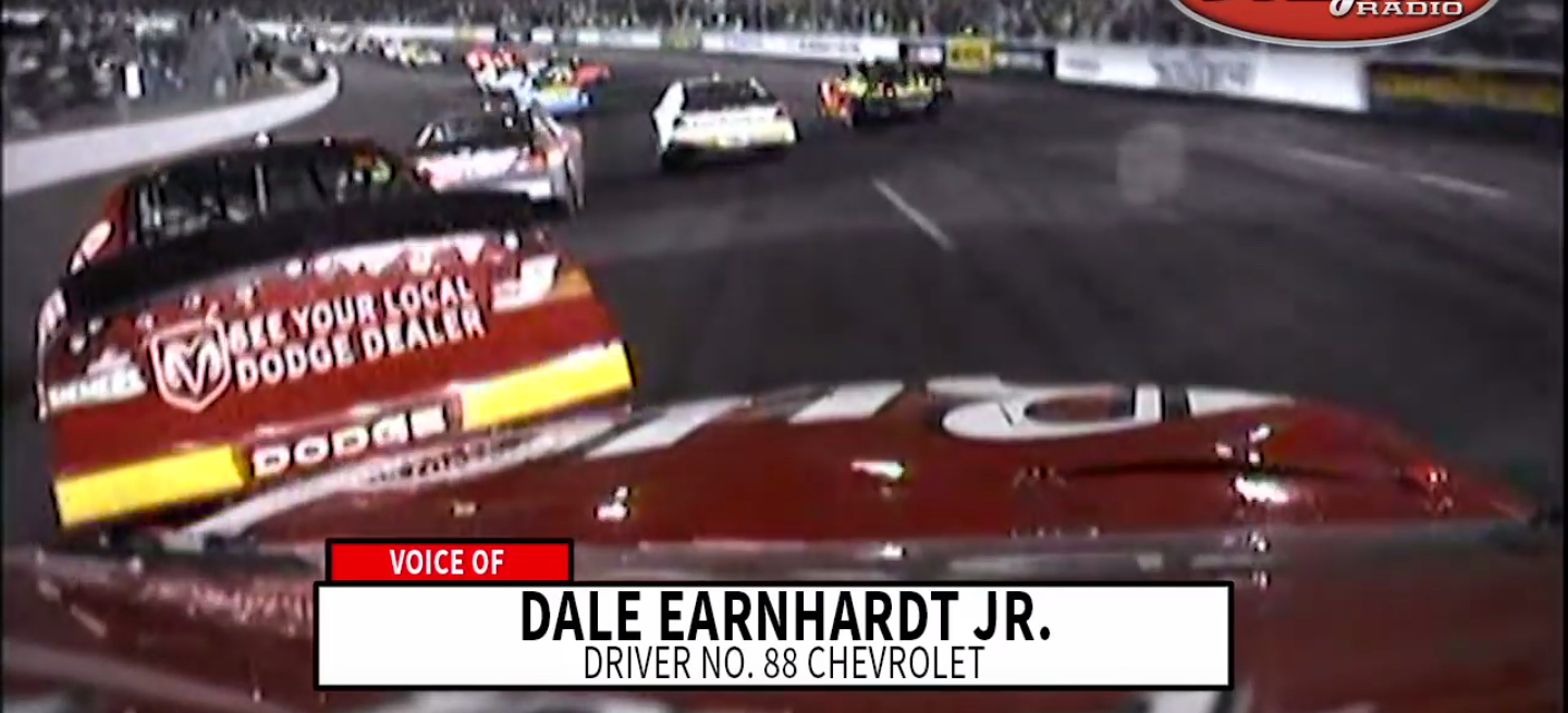 Earnhardt accidentes adrede YouTube