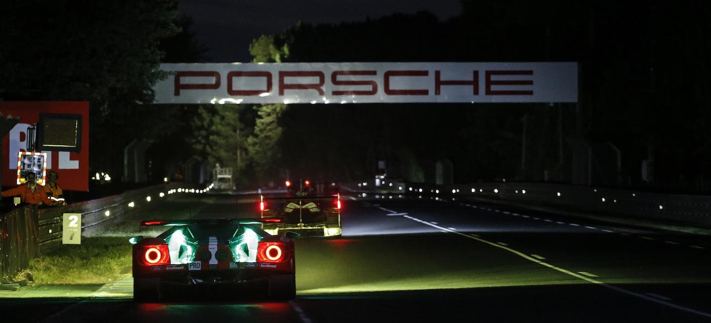 Le Mans genérico intro resistencia 2017