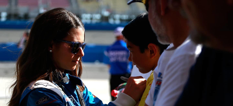 Patrick NASCAR retirada 2017