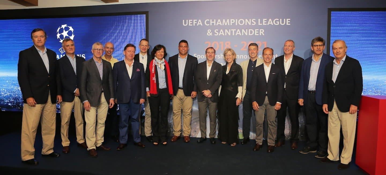 Santander Champions League 2017