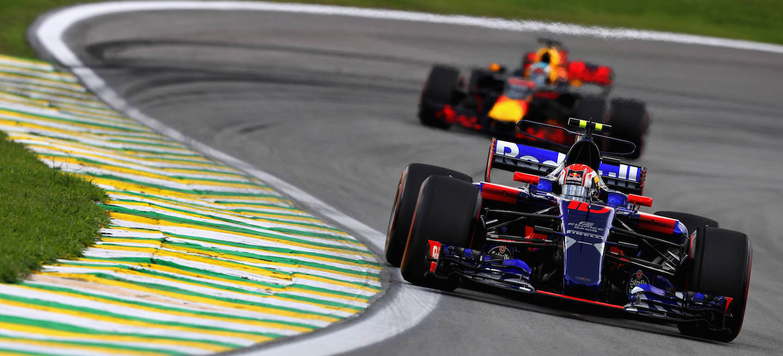 Toro Rosso Red Bull Renault 2017