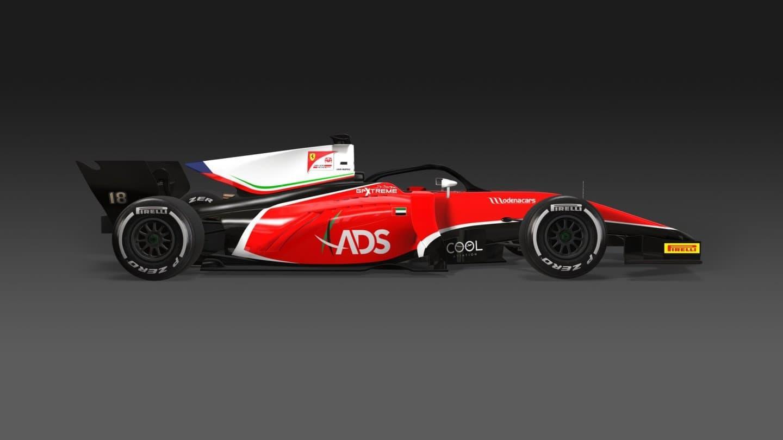 Charouz Racing 2018 F2
