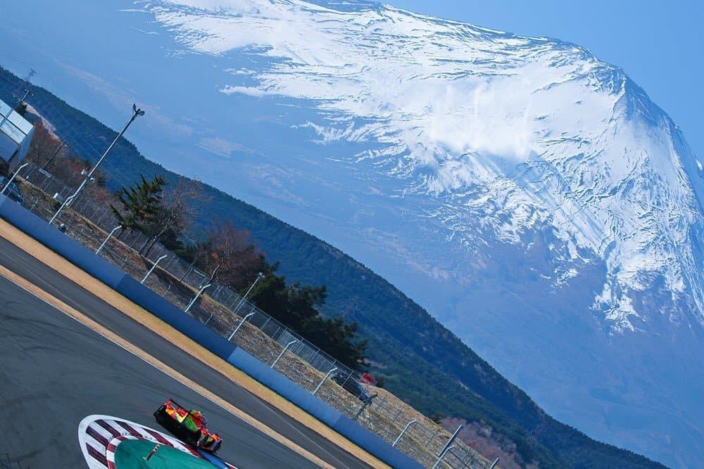 Fuji Speedway AsLMS 2017