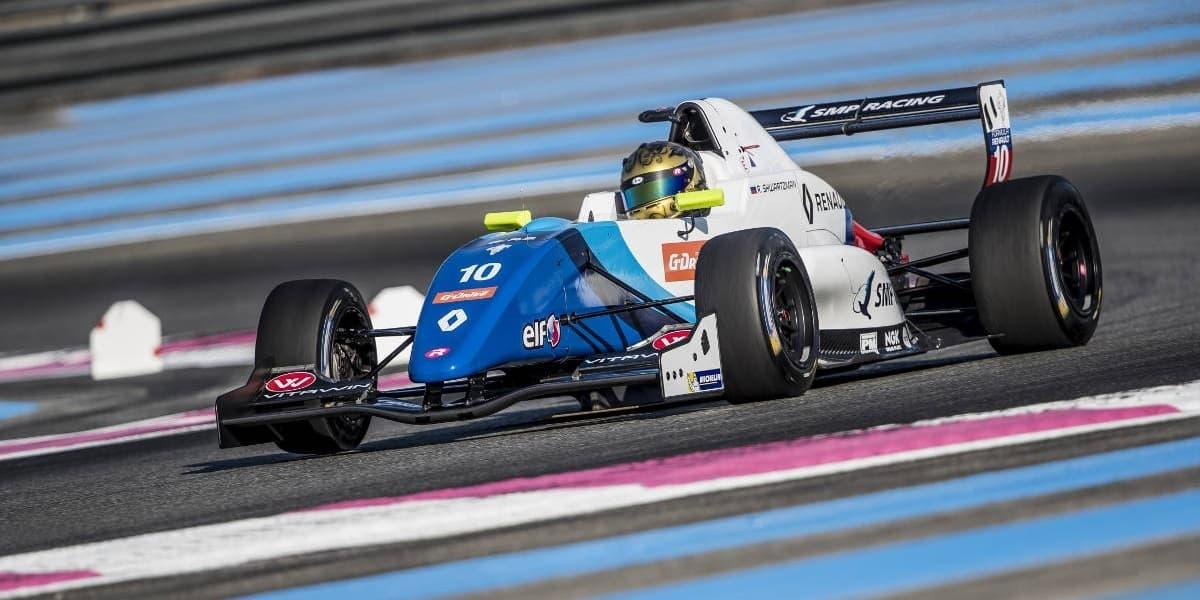Robert Shwartzman Fórmula Renault 2.0 Paul Ricard 2017