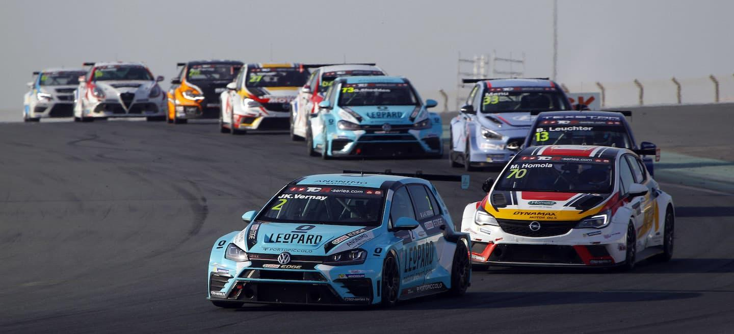 Dubai TCR general 2017