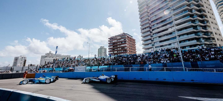 Fórmula E Punta del Este regreso 2017