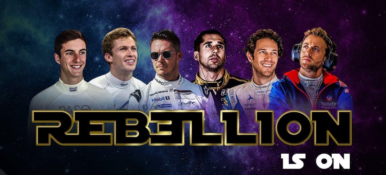 Rebellion pilotos LMP1 2018