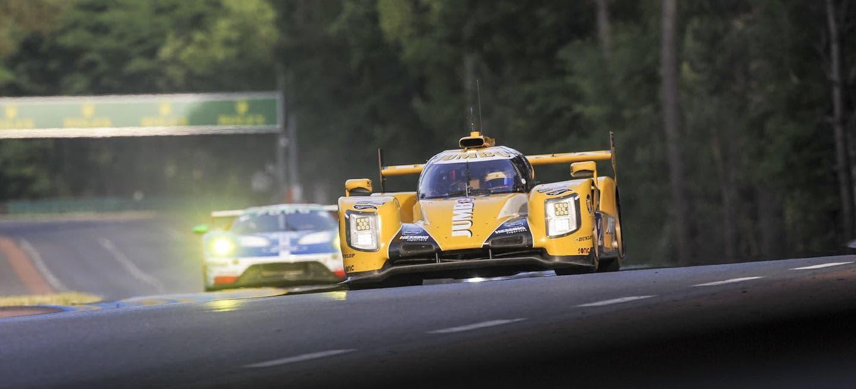 RTN Dallara LMP2 Le Mans 2017