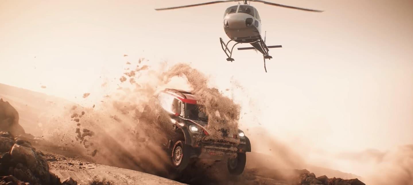 Dakar 18 - Announcement Trailer _ PS4