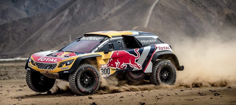 Team Peugeot Total_Dakar 2018_etapa-8