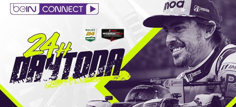 Daytona beIN 2018