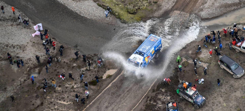 Kamaz Rio Dakar 2018