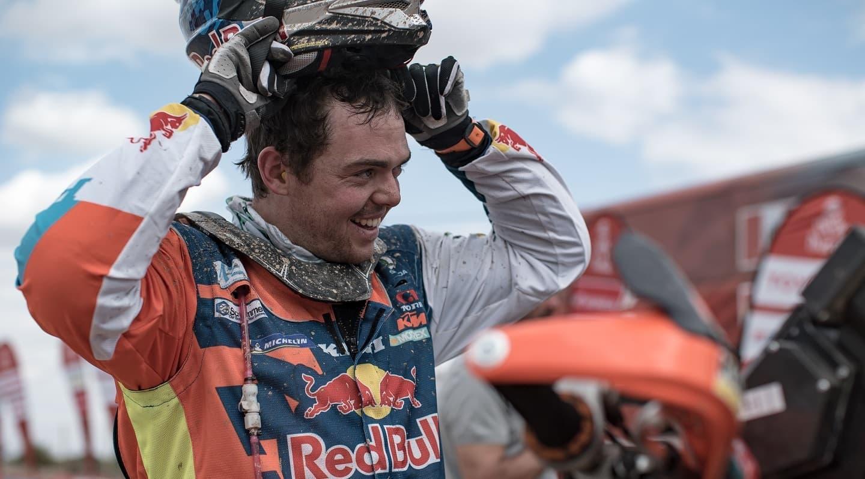 Matthias Walkner es el primer austríaco en ganar el Dakar en motos. KTM ya lleva 17 consecutivos   Competición